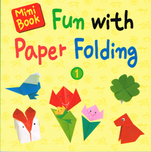 Fun With Paper Folding Books 1 and 2 Special Offer