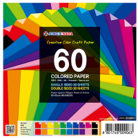 60 Sheets Single and Double Sided Papers