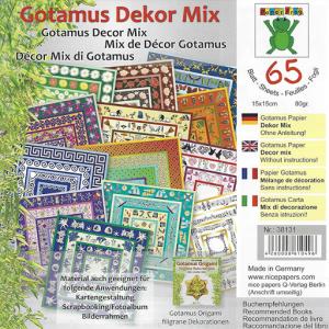 Gotamus Mix Origami 65 Sheets