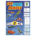 Sky Heroes Origami planes