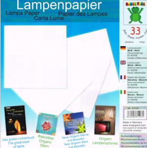 Lamp Paper (plain white)