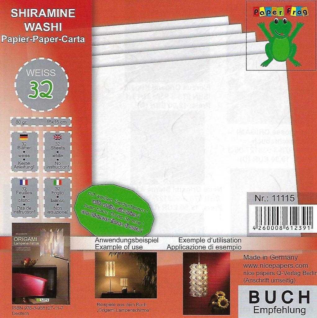 Shramine Washi Paper