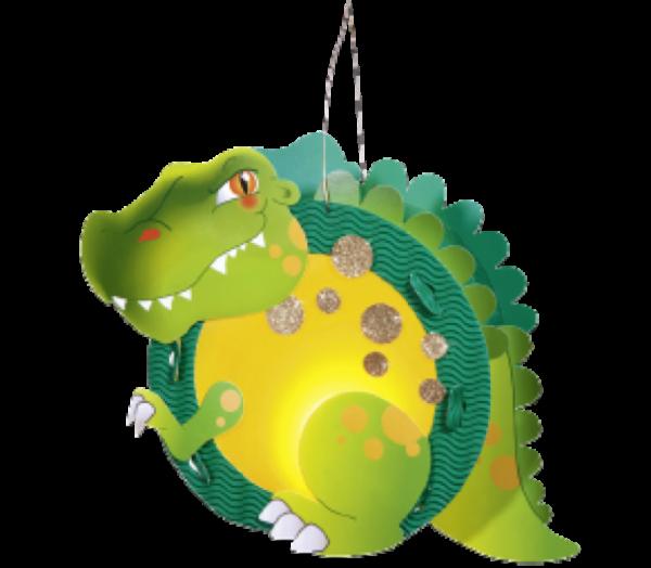 Children's Lantern Kit-T-Rex