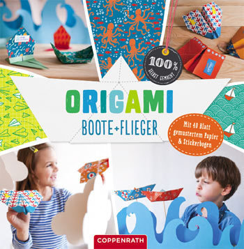 Origami Boote + Flieger (Boats and Planes)