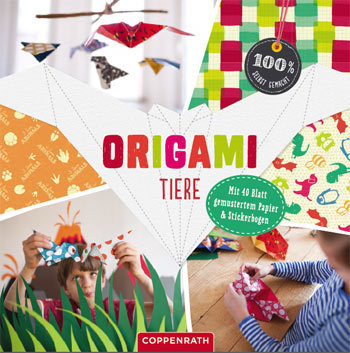 Origami Tiere (Animals)