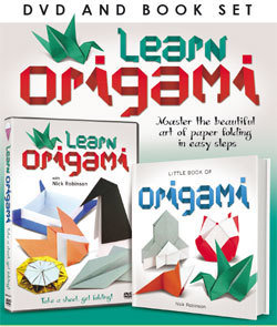 Learn Origami DVD kit
