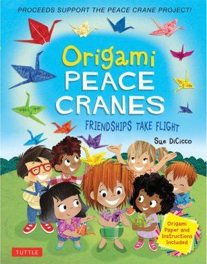 Origami Peace Cranes