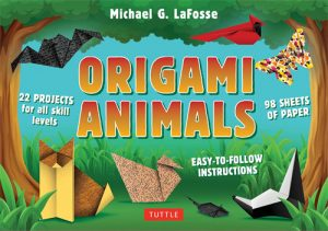 Origami Animals Kit by Michael G. LaFosse