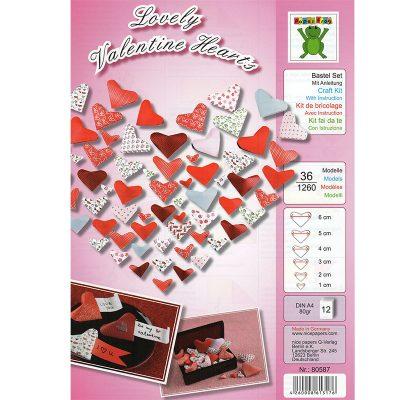 Lovely Valentine's Hearts
